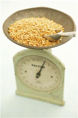 Diät & Übergewicht. Balance.