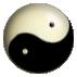 Vitalität. Essence of life! chineschische monade