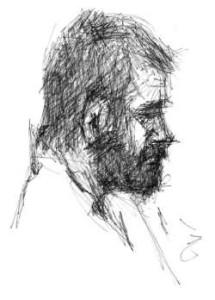 Marcin Korecki Portrait by Jerzy Ludwik Janiszewski keep stylish!
