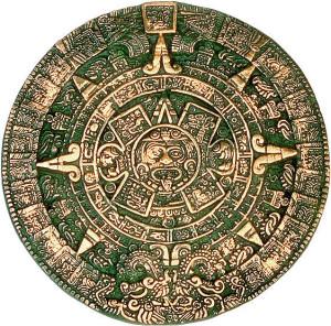 Zeit. Mayakalender1